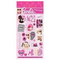 Barbie Party Pack Stickers - 6 sheets